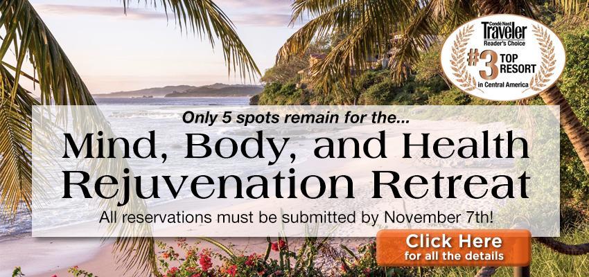 2020 Mind, Body, and Health Rejuvenation Retreat...